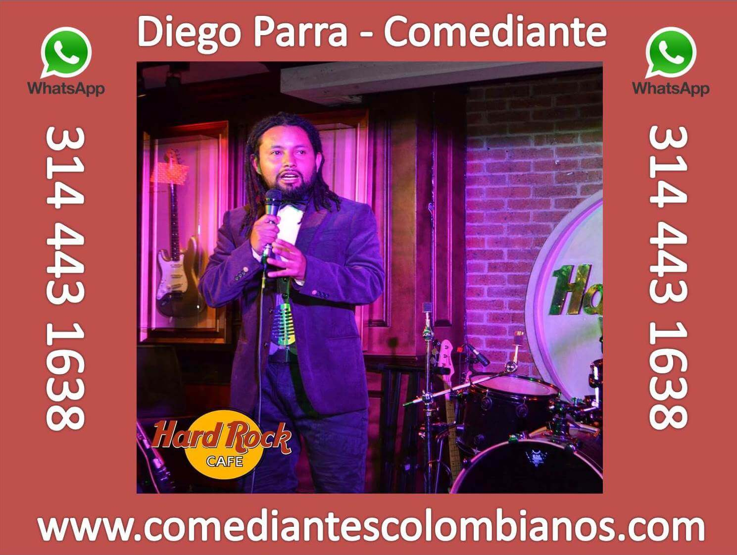 stand up para evento corporativo