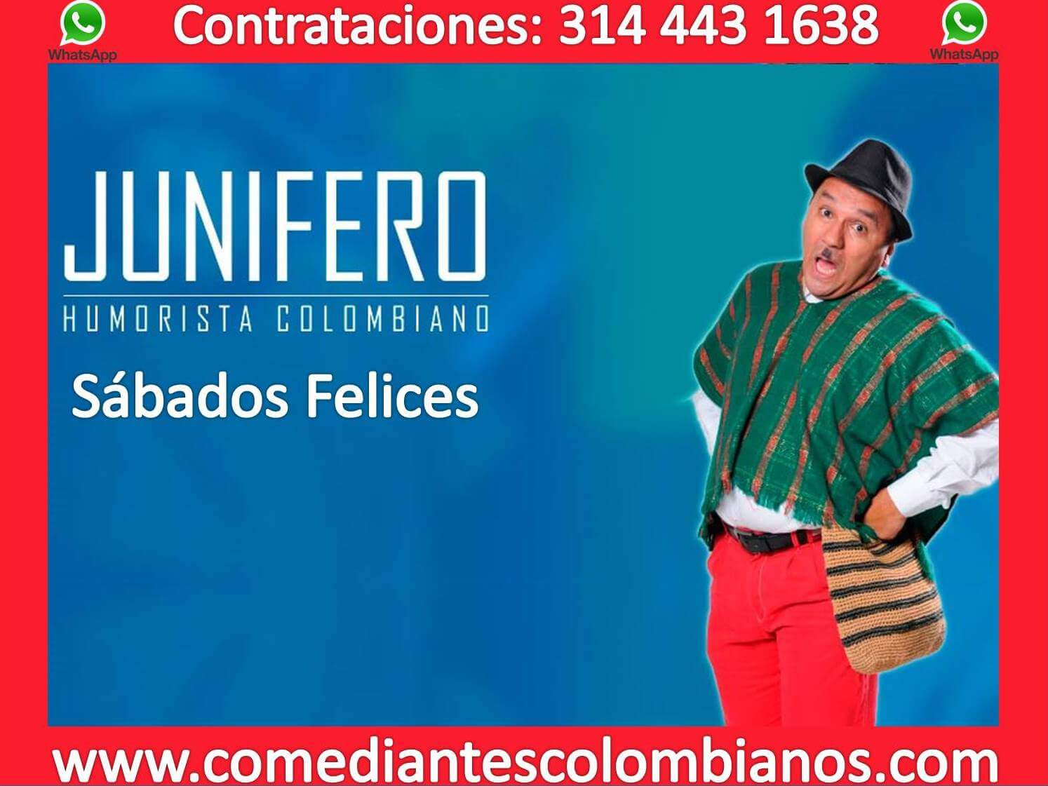 junifero sabados felices