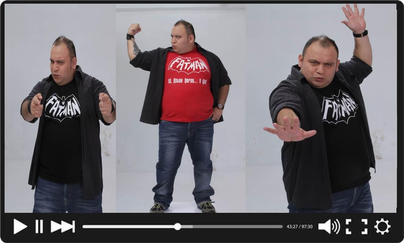 el gordo leo l fatman